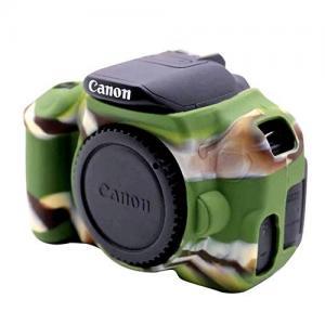 PULUZ Mjukt skyddsfodral för Canon EOS 650D / 700D (Kamouflage)