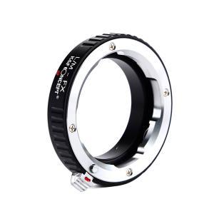 K&F Objektivadapter till Leica M objektiv för Fujifilm X kamerahus