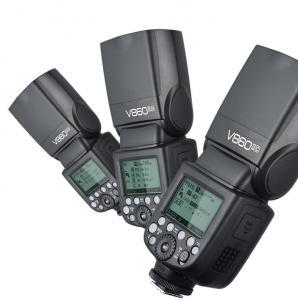 Godox Ving V860IIC Li-Ion Speedlight-Kit