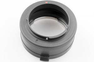 Kiwifotos Objektivadapter till Leica (R) för Sony E kamerahus