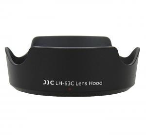 JJC Motljusskydd för Canon EF-S 18-55mm F/3.5-5.6 IS STM motsvarar EW-63C