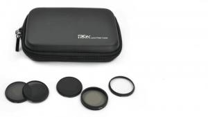 PGYTECH Filter-Kit (5 i 1) ND4, ND8, ND16, CPL, UV för DJI Inspire 1 / Osmo X3