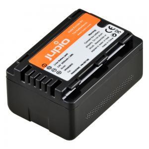 Jupio kamerabatteri 2020mAh ersätter Panasonic VW-BT190, VW-BT380