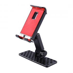 360 graders roterbar mobil- & tabletthållare för DJI Mavic Pro-fjärr (Röd)