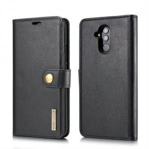 DG.MING Plånboksfodral med magnetskal för Huawei Mate 20 Lite
