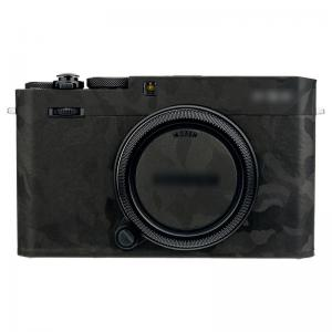 JJC Skin för Fujifilm X-E4 - Svart kamoflage