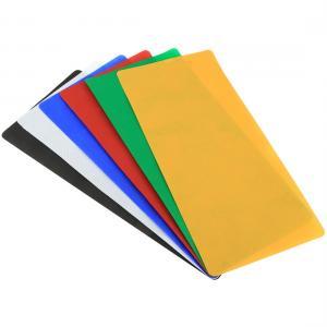 Bakgrunder 6 stycken färger för Produktfotografering 80x40cm