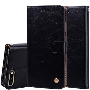 Plånboksfodral för Huawei Y6 PU-läder