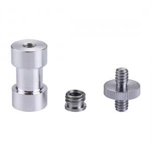 Stativskruv/spigot/omvändningsring 3 i 1-kit
