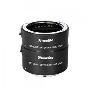 Commlite Mellanringar 26mm & 36mm elektronisk för Canon EOS R