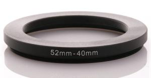 Step Down Ring 52-40mm