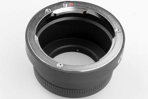 Kiwifotos Objektivadapter till Leica (R) för Nikon N1 kamerahus