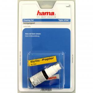 HAMA Rengöringskit Optik HTMC Vätska Linsputspapper