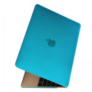 Skal för Macbook Matt frostat 12-tum - Blå