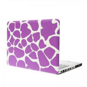 Skal för Macbook Pro 13.3-tum - (A1278) - Giraffmönster -