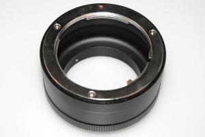 Kiwifotos Objektivadapter till Olympus OM för Sony E kamerahus