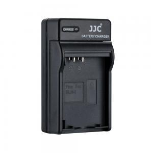 JJC USB-batteriladdare passar Olympus BLN-1