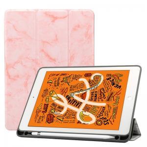 Fodral för iPad Air (2019) - Rosa Marmormönster