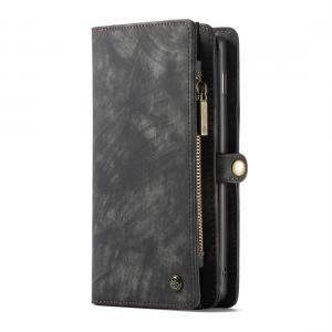 CaseMe för Galaxy S10 Plus - Plånboksfodral med magnetskal