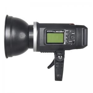 Godox Witstro AD600BM Studioblixt-kit med fäste för Bowens