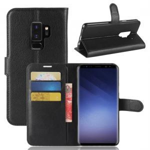 Plånboksfodral för Galaxy S9 Plus