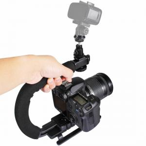 Puluz C/U-formad Kamerastabilisator