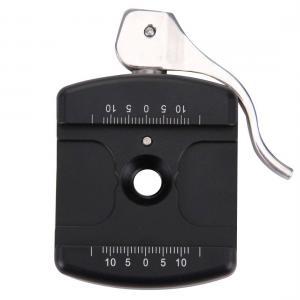 Platta med snabbkoppling Arca Swiss kompatibel