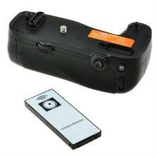 Retur Ex- Jupio Batterigrepp för Nikon D750 inkl fjärr (MB-D16 / MB-D16H)