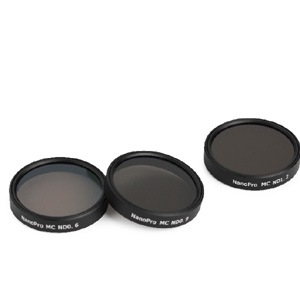 Haida NanoPro ND-filter (3 i 1) kit för DJI Inspire 1 / Osmo