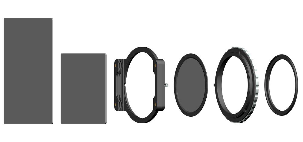 Haida 100-PRO Filterhållare för 100mm filter