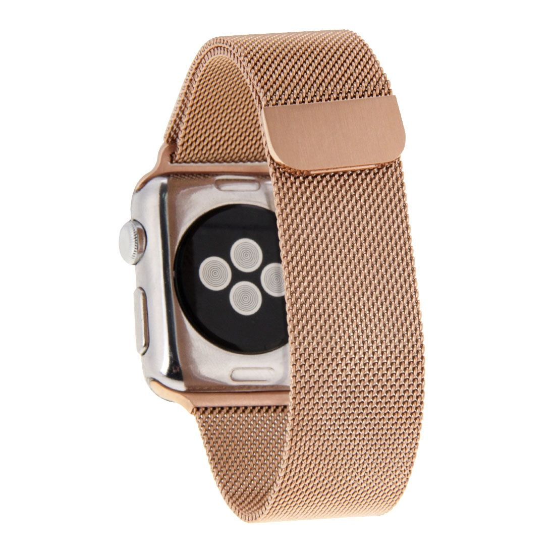 Armband för Apple Watch 38mm - Kedja Magnetisk