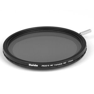 Haida Slim PROII MC-S Varierbart ND-filter (ND8-ND1000)