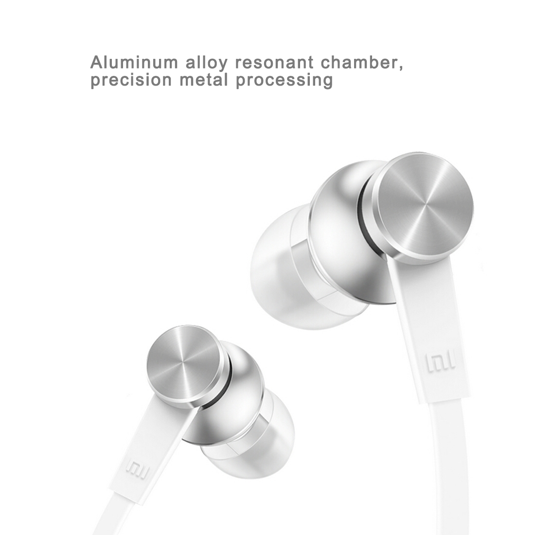 Xiaomi 3,5 mm In-ear Hörlurar Stero Bass med Mic