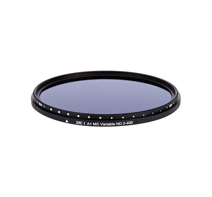JJC Variabelt ND-filter ND2-ND400 med Multicoating