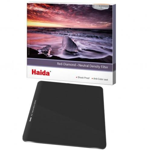 Haida Red Diamond ND-filter NanoPro-Coating optiskt glas för 150mm Systemet