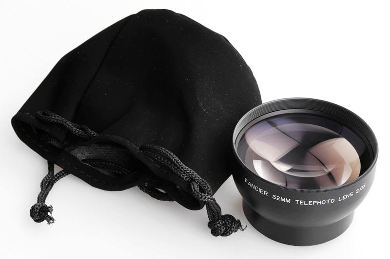 Fancier Telelins 52mm 2.0x