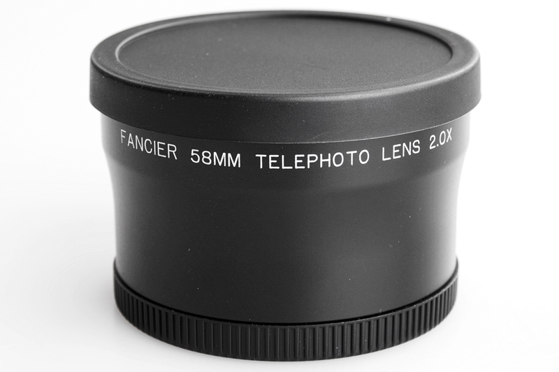 Fancier Telelins 58mm 2.0x