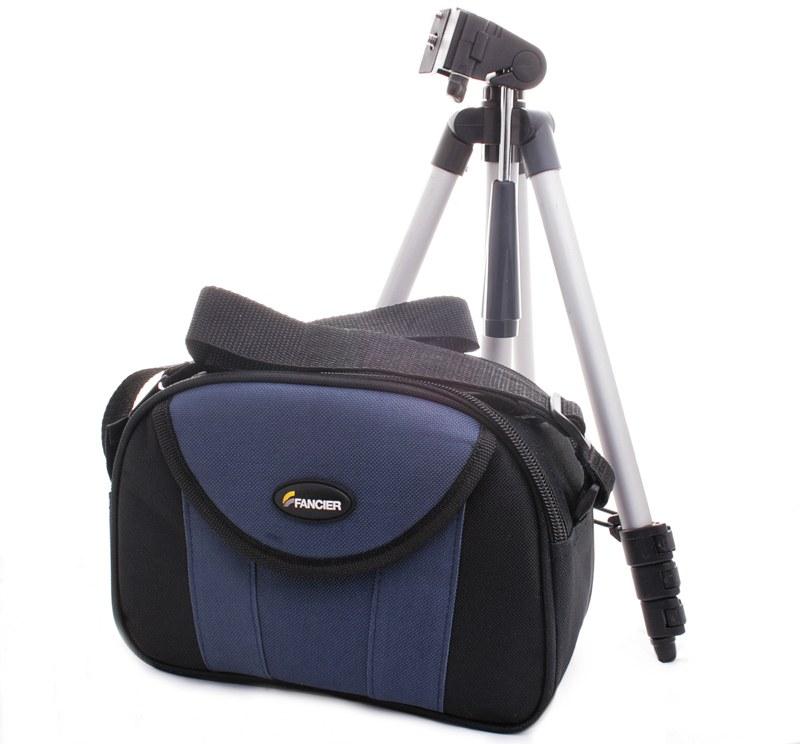 Fancier Paket Väska 3,7 liter och stativ 106cm