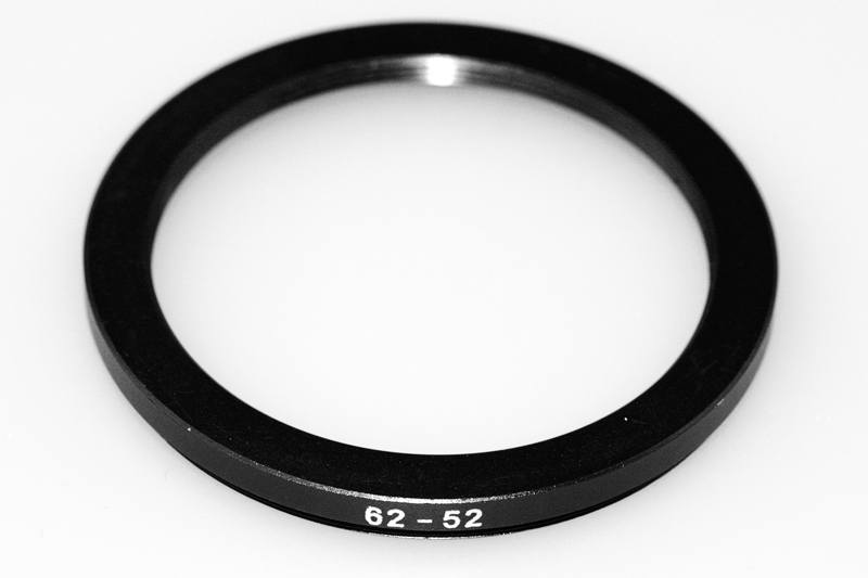 Haida Step Down Ring 62 - 52mm