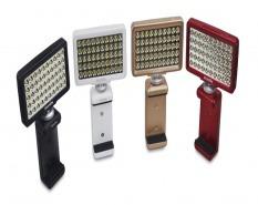 Commlite Mini videolampa 50st lysdioder - För SmartPhone & Kamera